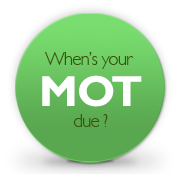 Online lookup: confirm when your MOT is due
